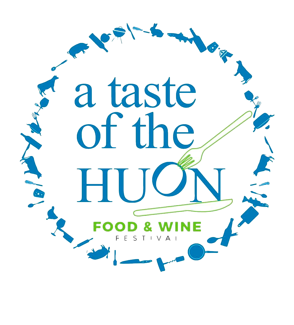 Taste of Huon Logo